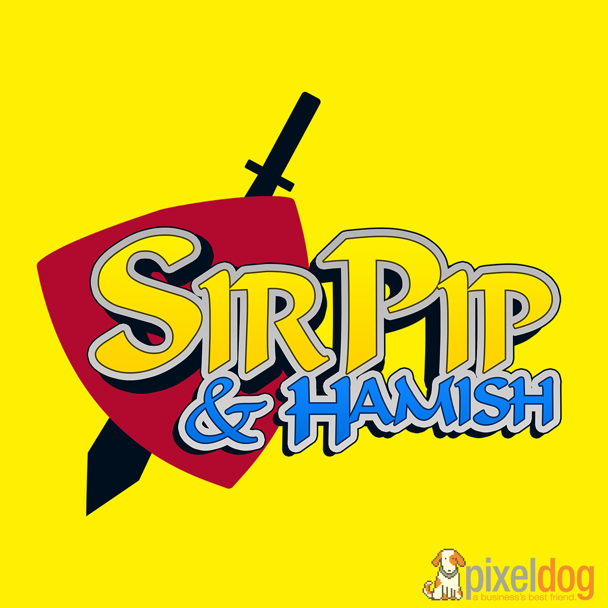 Sir Pip & Hamish (Game)